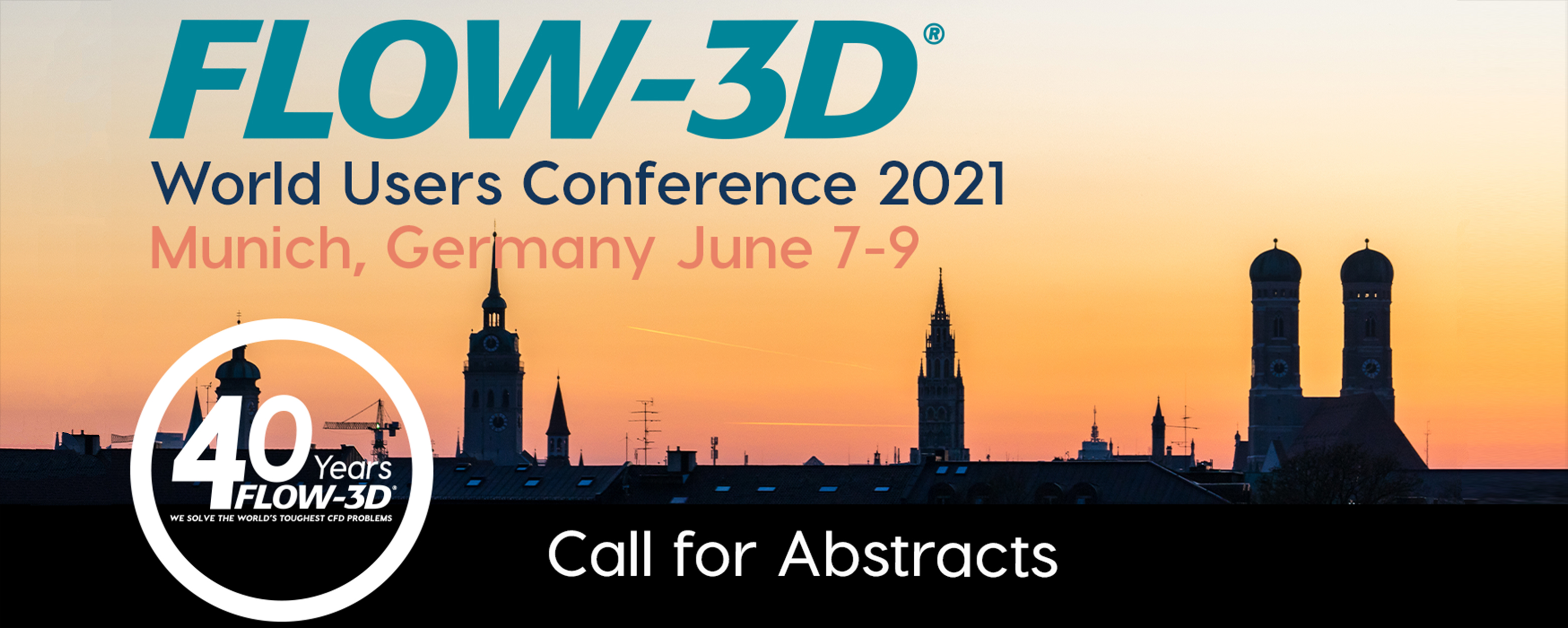 FlOW-3D World Users Conference 2020